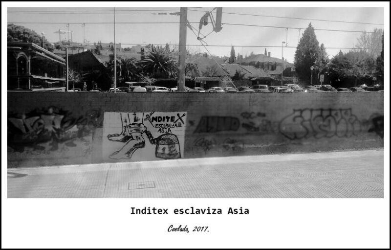 Inditex Explota Asia