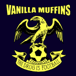 Vanilla Muffins – The Drug is Football