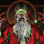 All hail santa (Anti heros)